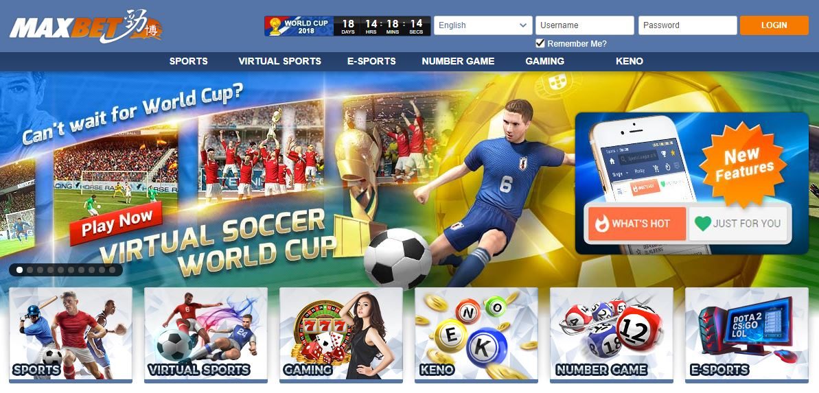 Situs Taruhan Judi Bola Online - Agen Maxbet Terpercaya